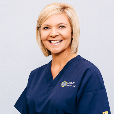 Kelley McKee, Lead Radiation Therapist/Marketing