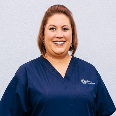 Lauren Robinson, Patient Concierge/Radiologic Therapist